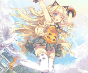 cute, vocaloid, and anime image