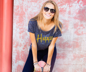 fashion and happy image