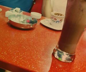 cigarette, lokum, and turkishcoffee image