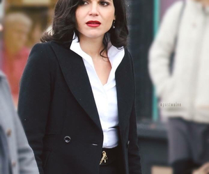 once upon a time, the evil queen, and lana parrilla image