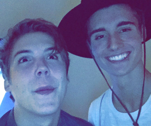 matthew espinosa, chris collins, and christian collins image