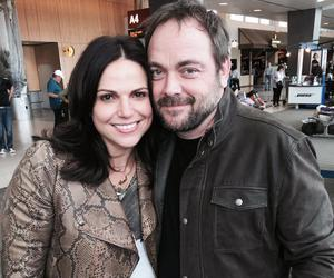 once upon a time, lana parrilla, and supernatural image