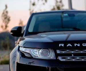 car, range rover, and luxury image