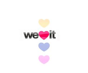 hearts, Logo, and wallpaper image