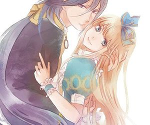 heart no kuni no alice and julius monrey image
