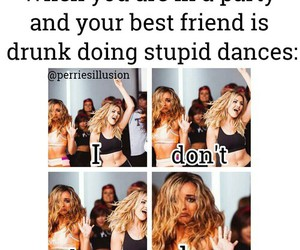 little mix, funny, and party image