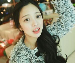 asian, asian girl, and big eyes image