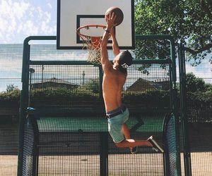 joe sugg, Basketball, and boy image