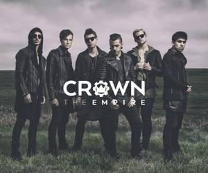 crown the empire and band image