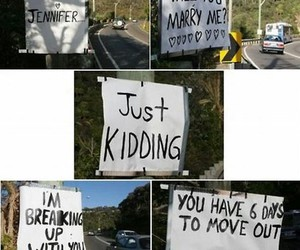 funny, lol, and breaking up image