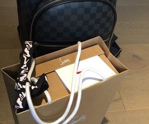 bag and louboutin image