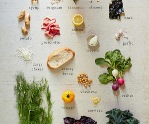 Anthropologie, food, and healthy image