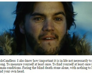 christopher mccandless, into the wild, and movie image