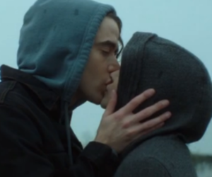 love, kiss, and if i stay image