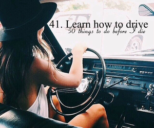 car, drive, and learn image