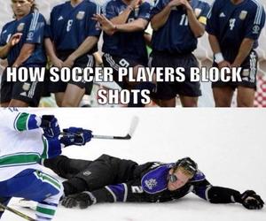 football, hockey, and Ice Hockey image