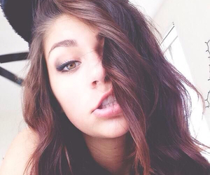 andrea russett, andrea, and youtuber image