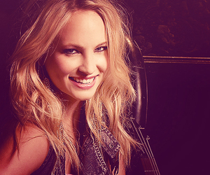 tvd and candice accola image