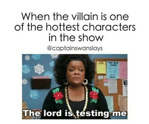funny, Hot, and villain image