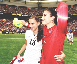 soccer, usa, and hope solo image