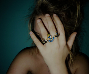 girl and rings image