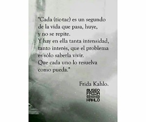 frida kahlo, realismo, and quote image