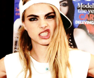 cara delevingne, model, and icon image