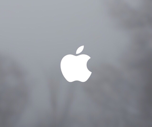 apple, iphone, and wallpaper image