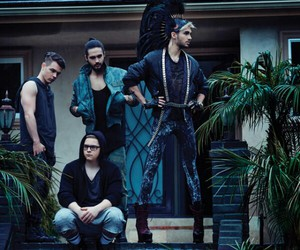 tokio hotel and kings of suburbia image