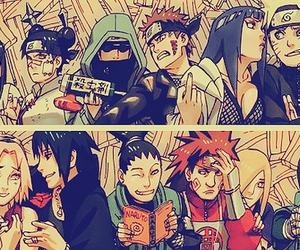 naruto, anime, and road to ninja image