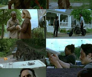 trailer, twd, and the walking dead image
