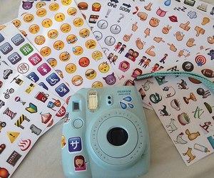 emoji, emojis, and camera image