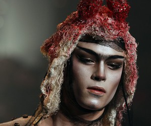 art., fahion, and kabuki image