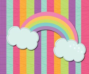 colors, wallpapers, and rainbow image