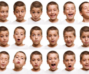 boy, faces, and kid image