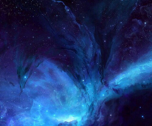 background, blue, and cool image