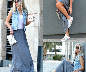 converse, style, and jeans image