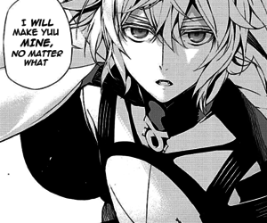 owari no seraph, anime, and manga image