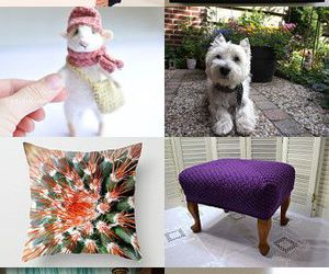 home decor, pets, and vintage image