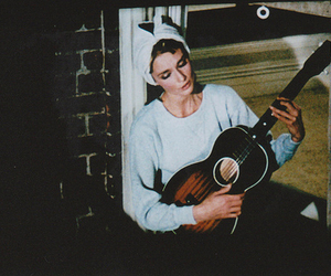 actress, audrey hepburn, and Breakfast at Tiffany's image