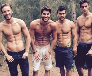 boy, guy, and nick bateman image