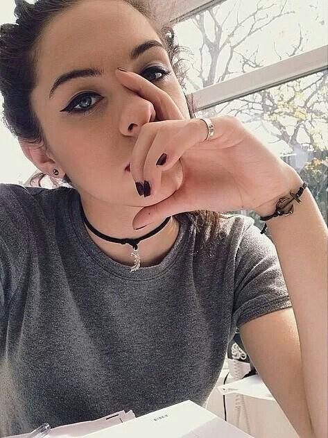 beauty, girl, and fashion image