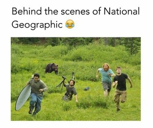 behind the scenes, funny, and natgeo image