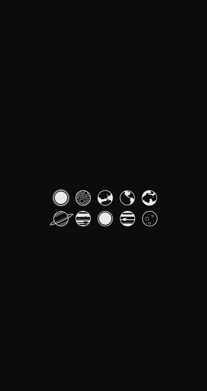 Solar System 3 Via Tumblr On We Heart It