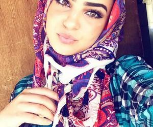 girl, hijab, and Turkish image