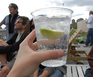 drink, lime, and photography image