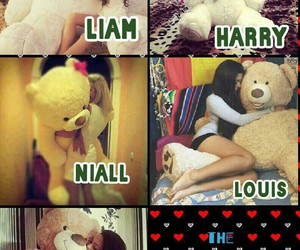 1d preference and one direction image