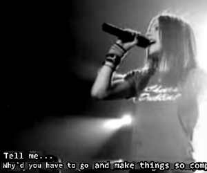 2003, Avril Lavigne, and complicated image