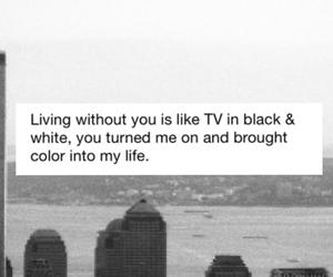 lana del rey, black & white, and Lyrics image