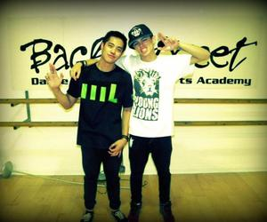 brian puspos and ian eastwood image